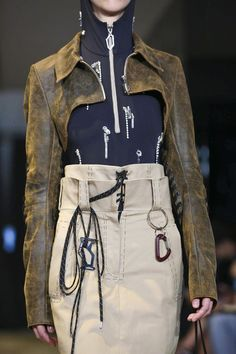 Anne Sofie Madsen Women Fashion Show Ready to Wear Collection Spring Summer 2017 in Paris Haute Couture Style, Live Fashion, Fashion Show, Fashion Outfits, Fashion News, Fashion Details, Fashion Design, Runway Fashion, Womens Fashion