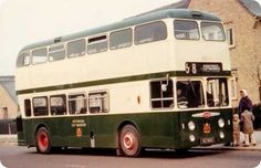 Daimler Fleetline - Park Royal