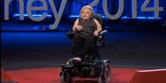 "Stella Young wasn't here to make you feel warm and fuzzy inside. She made that perfectly clear. And by flat-out rejecting ""inspiration porn,"" the woman with a bone disease who died suddenly on Saturday effectively subverted the con..."