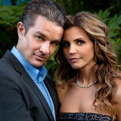 """OMG!!! I may have freaked out and rewatched this episode several times after seeing this the first time... Spike and Cordy played vengeful husband and wife witch and worlock playing a """"war of the roses"""" on each other and the world. Awesome episode! Supernatural Season 7 Episode 5 """"Shut Up Dr. Phil"""" James Marsters and Charisma Carpenter"""