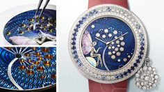 Charms Extraordinaire Féérie Dandelion, collection Charms