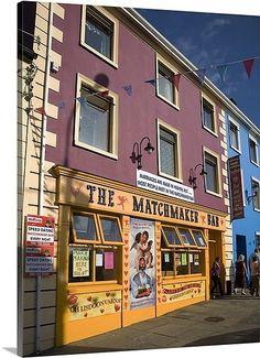 The Matchmaker Pub, Lisdoonvarna, County Clare, Ireland