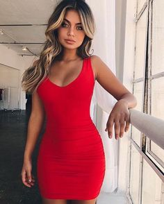 Ethiopian Traditional Dress Fashion 2018 lest Girl Dress Up Games Catwalk Fashio… – Maroon Dress Red Hoco Dress, Red Dress Outfit, Homecoming Dresses Tight, Little Red Dress, Hoco Dresses, Open Back Dresses, Hot Dress, Cute Dresses, Dress Outfits