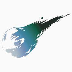 Final Fantasy 7 logo VII