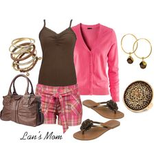 """""""Outfit"""" by lansmom1 on Polyvore"""