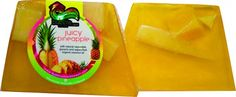 Juicy Pineapple Chunk Soap - Pineapple Chunk Soaps - CLEANSE - SHOP