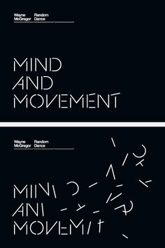 Mind & Movement | Random Dance — Magpie Studio