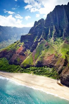 Kaua'i's natural gifts are unparalleled in Hawaii, the USA, and the world. #TravelDestinationsUsaHawaii