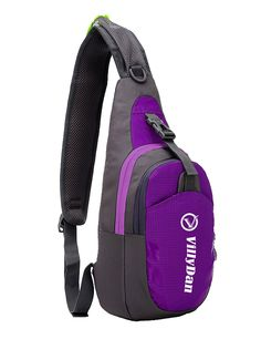Shoulder Backpack, Sunhiker Casual Cross Body Bag Outdoor Sling Bag Chest Pack with Adjustable Shoulder Strap for Cycling Hiking Camping Travel and Men Women ** Hurry! Check out this great product : Womens hiking backpack Messenger Backpack, Hiking Backpack, Backpack Bags, Travel Backpack, Climbing Backpack, Hiking Bag, Pouch Bag, One Shoulder Backpack, Shoulder Sling