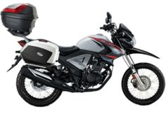 Modifikasi Honda Verza Touring Box