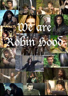 We are Robin Hood.