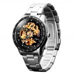 Jijia 8010 Men Mechanical Watch Sel...