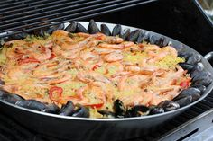 Make an authentic Spanish paella for your next get-together! Have a Paella Party!
