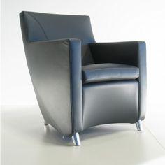 Leolux fauteuil Dolcinea -3 cm zitdiepte
