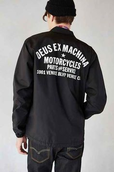 DEUS EX MACHINA JACKET