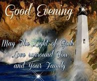 Good Evening Good Night And God Bless You