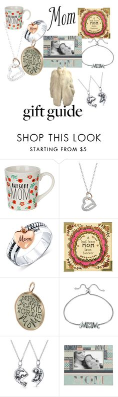 """""""Untitled #73"""" by tusumc ❤ liked on Polyvore featuring Unwritten, HEATHER B, Giani Bernini and Bling Jewelry"""