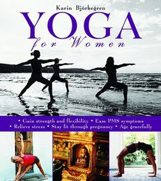 Yoga for Women by Karin Björkegren