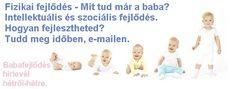 Hogyan játsszunk a babával? | Családinet.hu