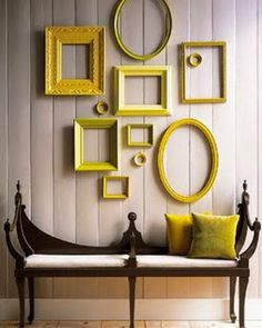 Mellow Yellow: 10 Yellow Design Ideas For Your Living Room - Sofa Workshop