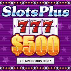 Slots Plus Casino Bonus