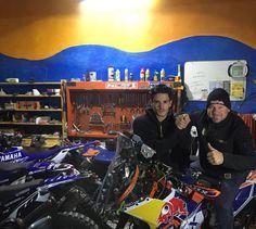 """it was amazing meeting dakar rally winner Jordi Arcarons in my hotel before leaving last night. Diego Barrueco, Last Night, Rally, Morocco, Amazing, Instagram Posts"