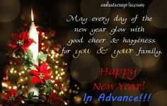 Business new year messages messages business and cards happy new year in advance m4hsunfo