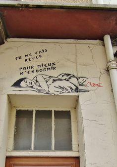Paris street art Miss. Street Art Photography, Quotes About Photography, Banksy Graffiti, Street Art Graffiti, Urban Street Art, Urban Art, Illustrations, Illustration Art, Photographie Street Art
