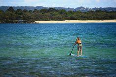 La foto de paddle surf de n.hewson