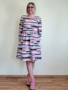MITzucker: Ich hab mir ein Kleid gebastelt