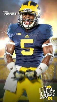 Jabrill Peppers                                                                                                                                                                                 More