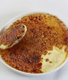 This simple dessert is a true French classic, dating all the way back to the 1600s. Versions of the dish exist outside of France, such as Catalan crème from Catalonia and the Cambridge burnt cream from the UK. This classic crème brûlée recipe will guide you in achieving the perfect custard wobble and crisp caramel topping. Make sure to make the set custard base a day before serving to ensure that perfect finish.