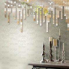 Mirror and decoration 50 wonderful ideas