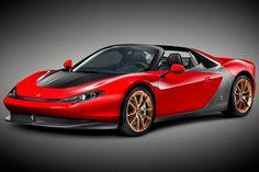 Exclusiever en duurder dan FXX K: Ferrari Sergio Pininfarina
