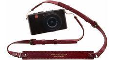 Roberu Leather Compact Camera Strap - Kaufmann Mercantile