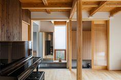 Cocoon House,© Ippei Shinzawa