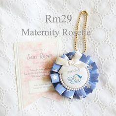 Rosettes, Maternity