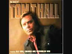 Tom T Hall .. Old Dogs Children & Watermelon Wine ... this always makes me cry...I'm just an old softy  :)