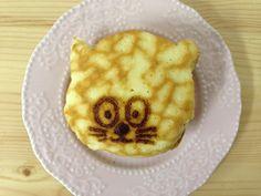 japanese pancake cat ♪