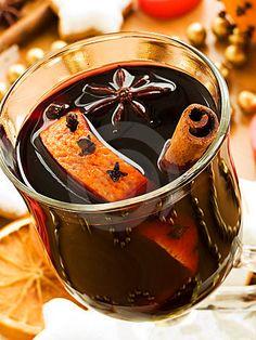 Глинтвейн «Рождественский» Новогодние блюда 2015 в год Овцы/Козы - пошаговые фото, рецепты