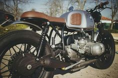 BMW custom cafe racer (by CRD)
