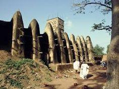 Uagadugú. Capital de Burkina Faso - África.