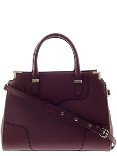 Amorous Satchel by Rebecca minkoff  Already have it in black but this oxblood color tho