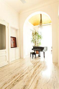 Appartamento Sul Fiume - Picture gallery #architecture #interiordesign #music