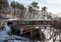 Kidosaki Architects Studio - casa privata - giappone