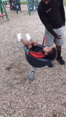 A new attraction for his son