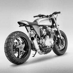 Special only: street-tracker, bobber and cool exceptions. Motos Bobber, Bobber Bikes, Cafe Racer Bikes, Cool Motorcycles, Vintage Motorcycles, Cafe Racers, Scrambler, Honda Bikes, Motorcycle Design
