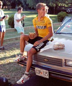 Andy Hampsten 1987