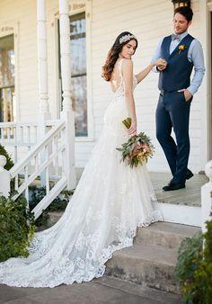 Martina Liana 817 Wedding Dress - The Knot