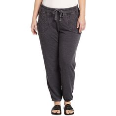 ae311e429844c Marc NY Performance Plus Lounge Pants W Quilted Pockets ( 27) ❤ liked on